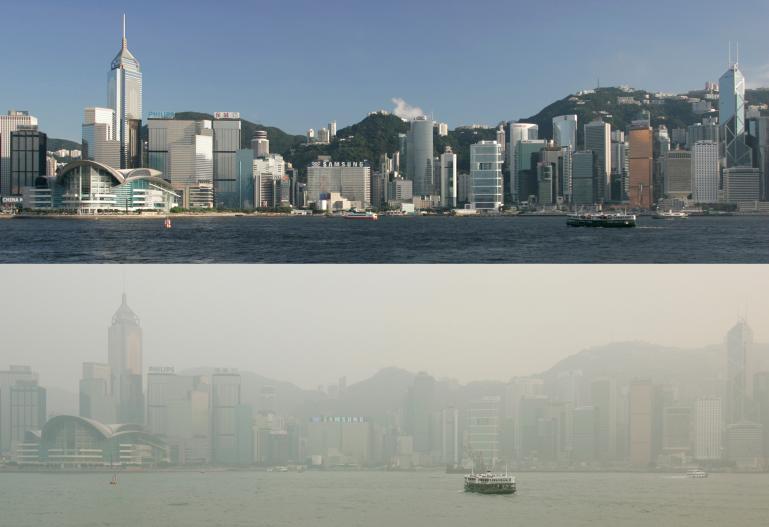 Struggling to breathe ecozine - Air china hong kong office ...