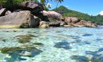 With half of its land under conservation, the Seychelles Islands have the most pristine beaches on earth