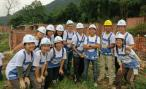 Habitat for Humanity Sichuan Build for Hope 2012